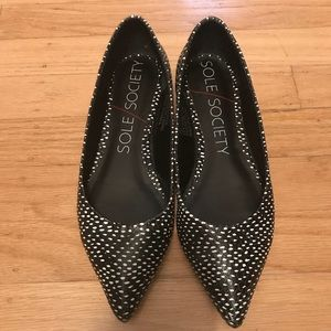 Adorable Sole Society Flats